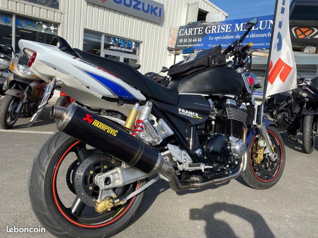 Suzuki 1400 GSX Arriere Droit  Occasion SMB Dammarie les Lys Melun 77 Seine et Marne
